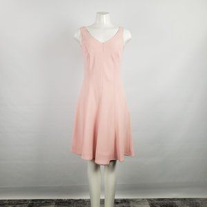 Tradition Blush Pink Party Bridesmaid Dress Sze 8p